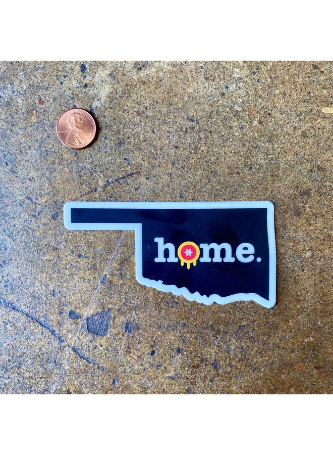 Home Flag Sticker