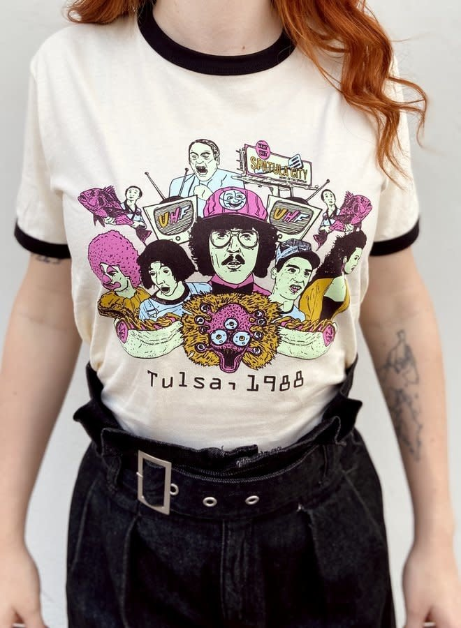 Tulsa 1988 Tshirt