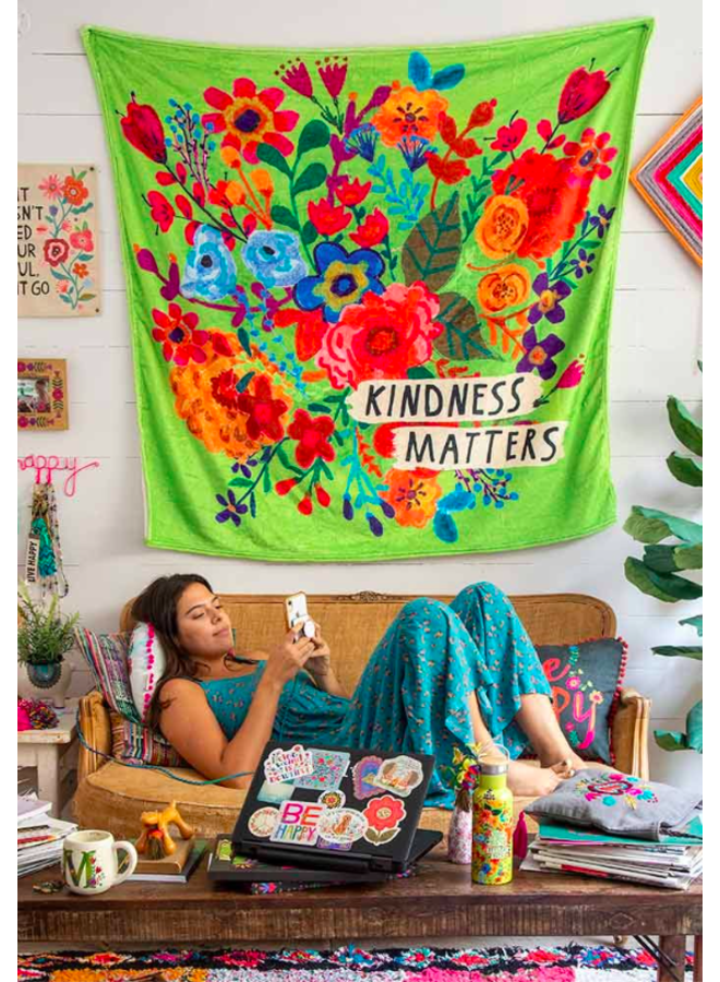 Kindness Matters Blanket