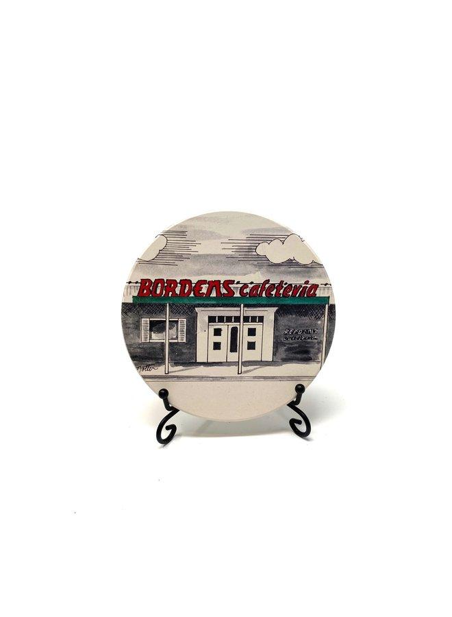 Bordens Cafeteria Coaster