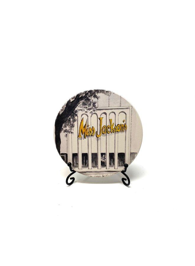 Miss Jacksons Coaster