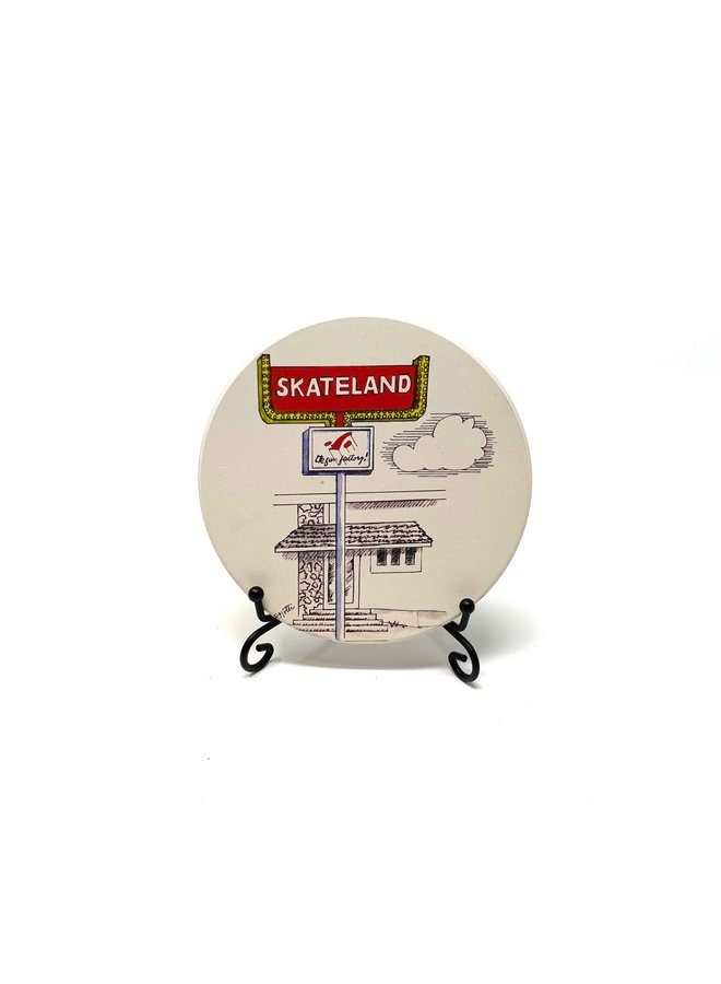 Skateland Coaster