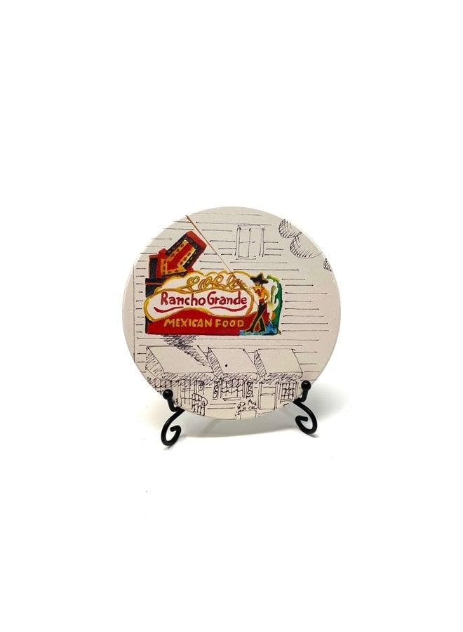 El Rancho Grande Coaster