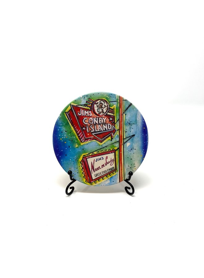 Jim's Coney Island Coaster