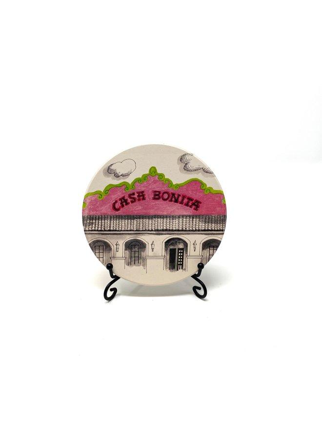 Casa Bonita Coaster