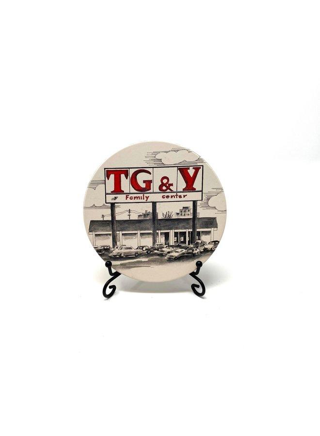 TGY Coaster