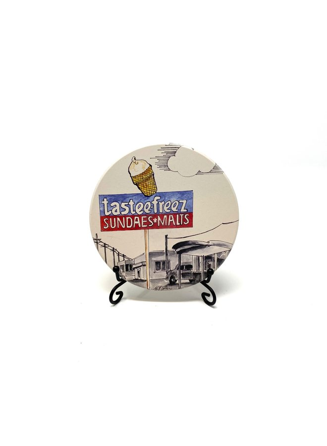 Tastee Freez Coaster