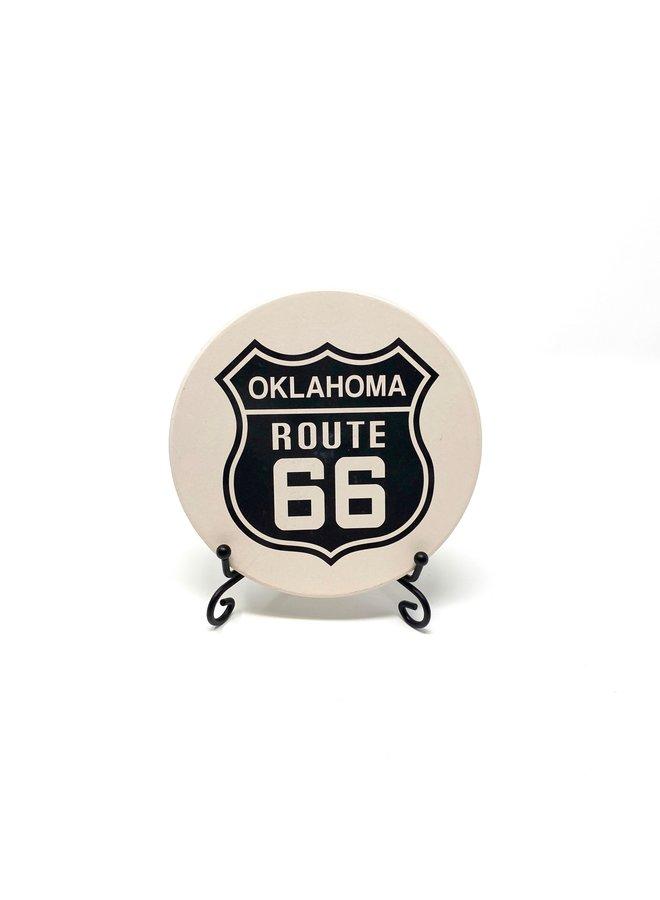 Oklahoma Route 66 Coaster