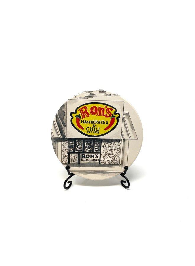 Rons Hamburgers Coaster