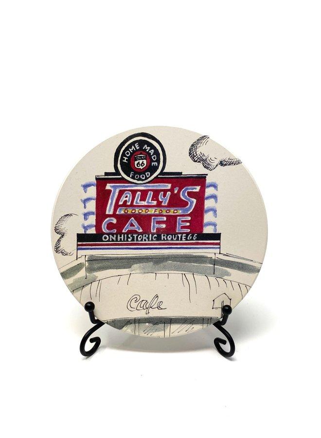 Tally's Coaster