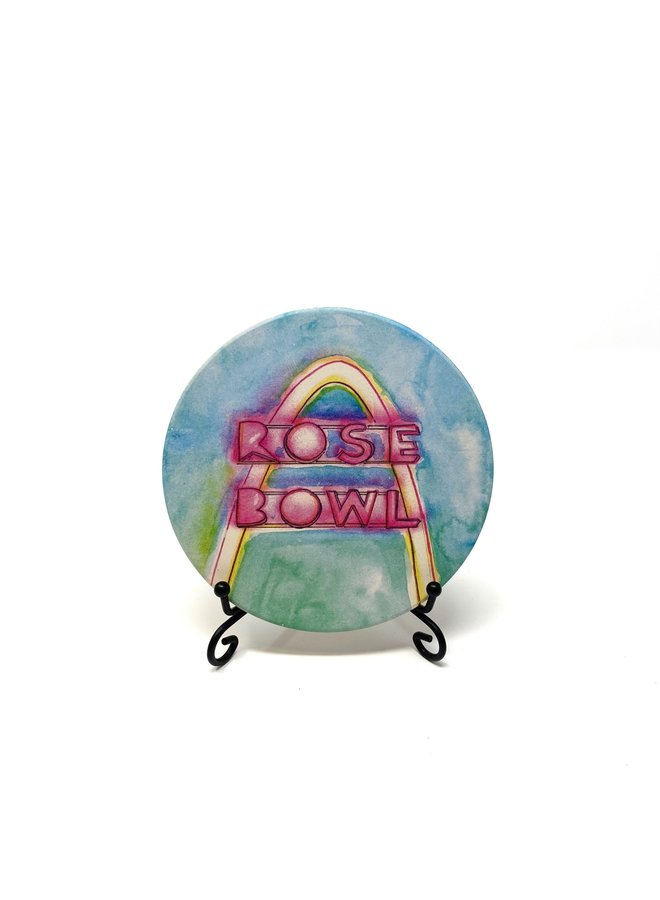 Rose Bowl Coaster