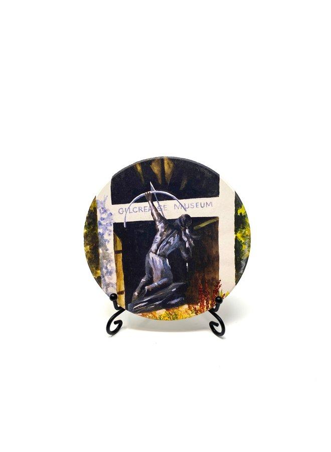 Gilcrease Museum Coaster