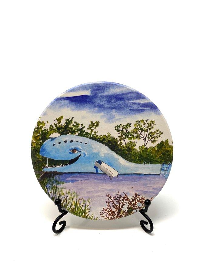 Blue Whale Coaster