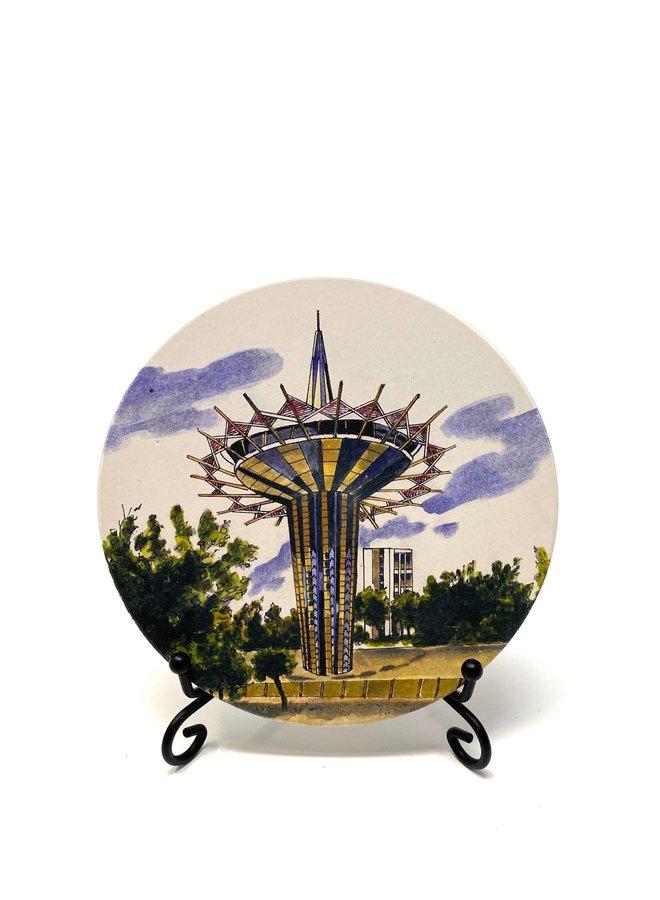 Prayer Tower Coaster