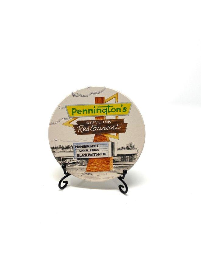 Penningtons Coaster