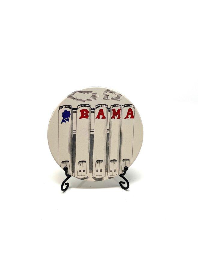 Bama Pie Coaster