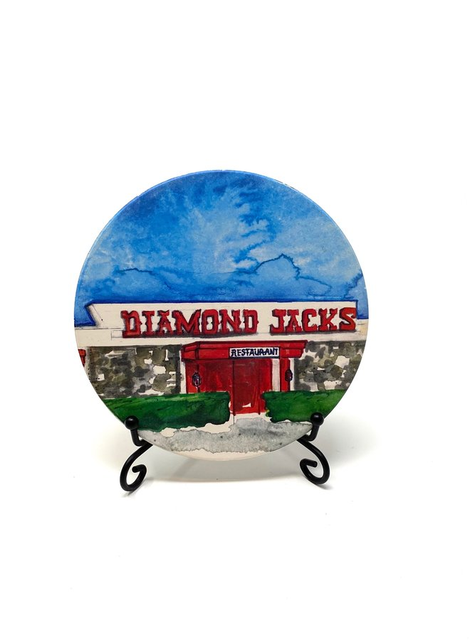 Diamond Jacks Coaster