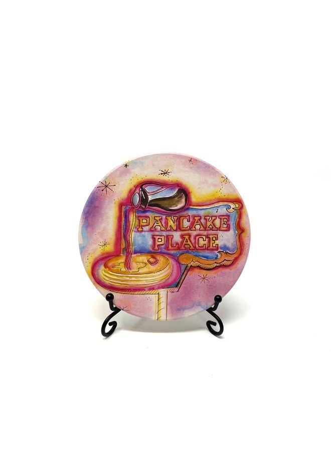 Pancake Place Coaster