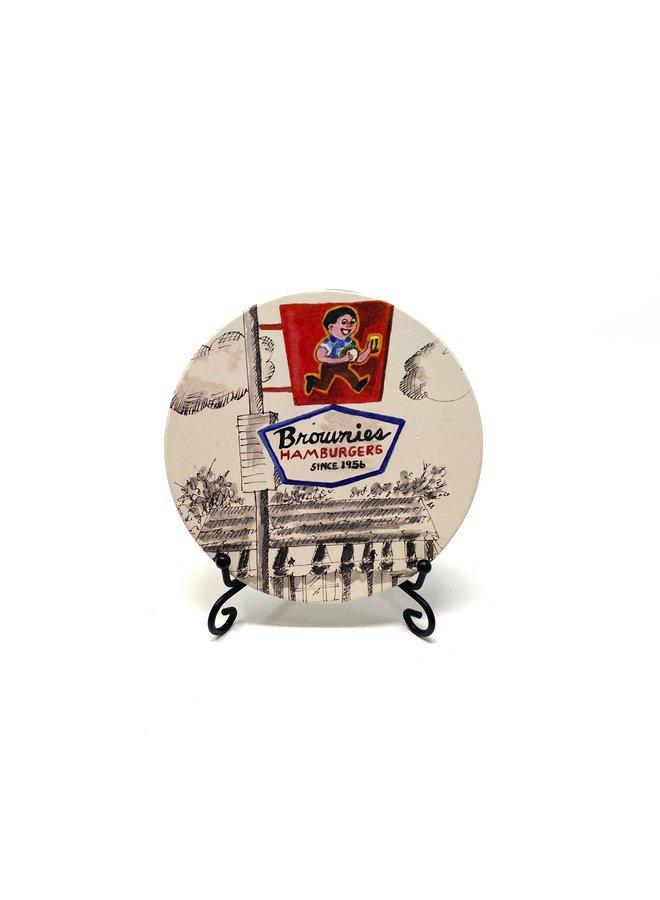 Brownies Coaster