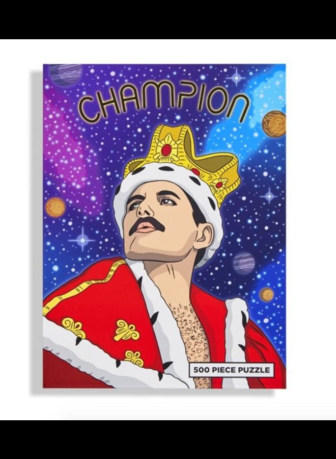 Freddie Champion Puzzle