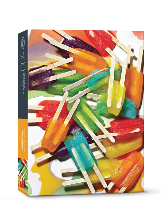 Saelinger Icepops Puzzle