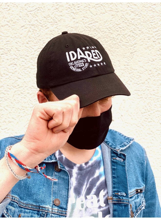 Ida Red Hat - Black
