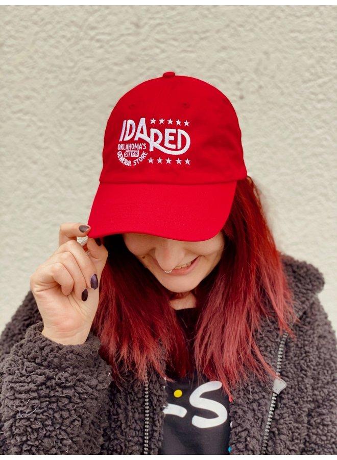 Ida Red Hat - Red