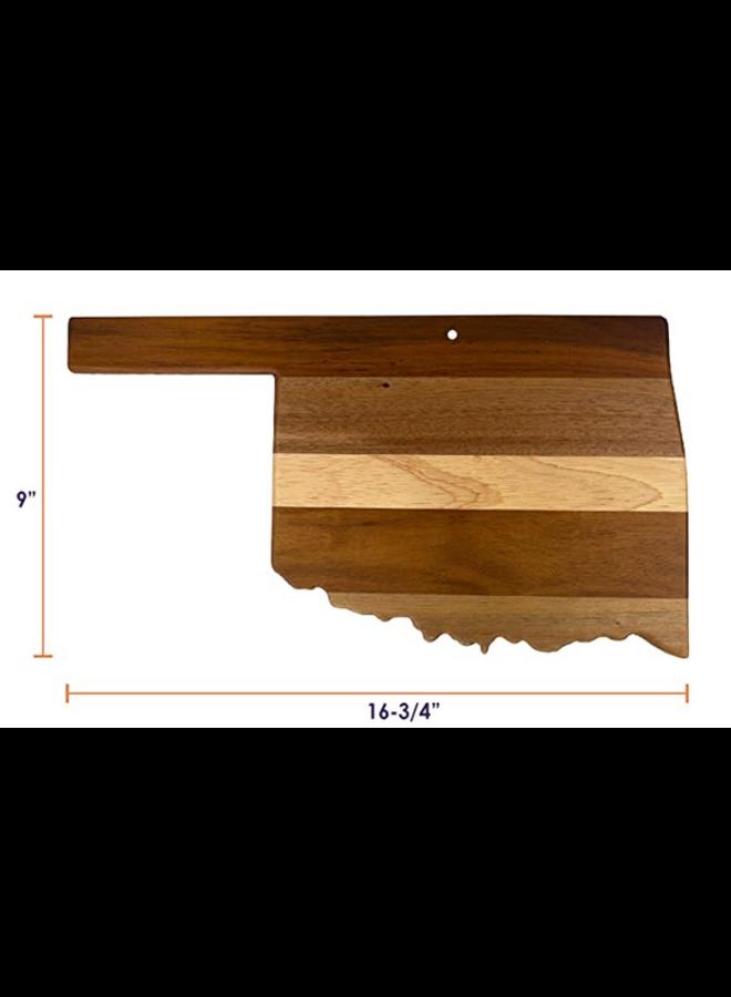 Shiplap Series Oklahoma Serving Board