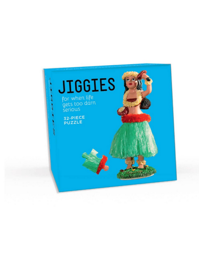 Hula Girl Jiggie Puzzle