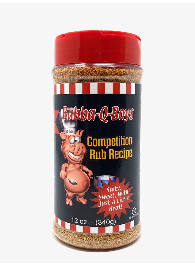Bubba Q Boys Competition Rub Recipe