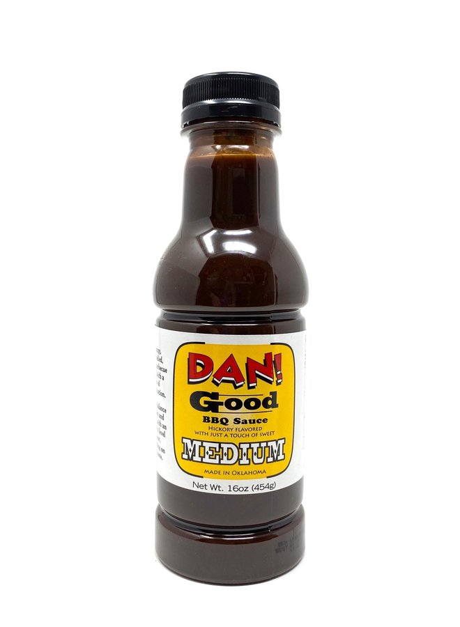 Dan! Medium BBQ Sauce