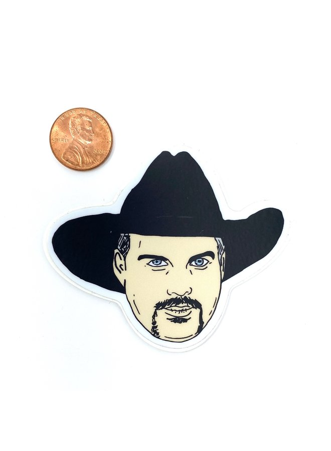 Garth Sticker
