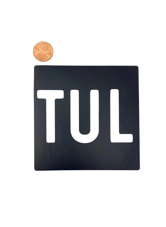 TUL Sticker
