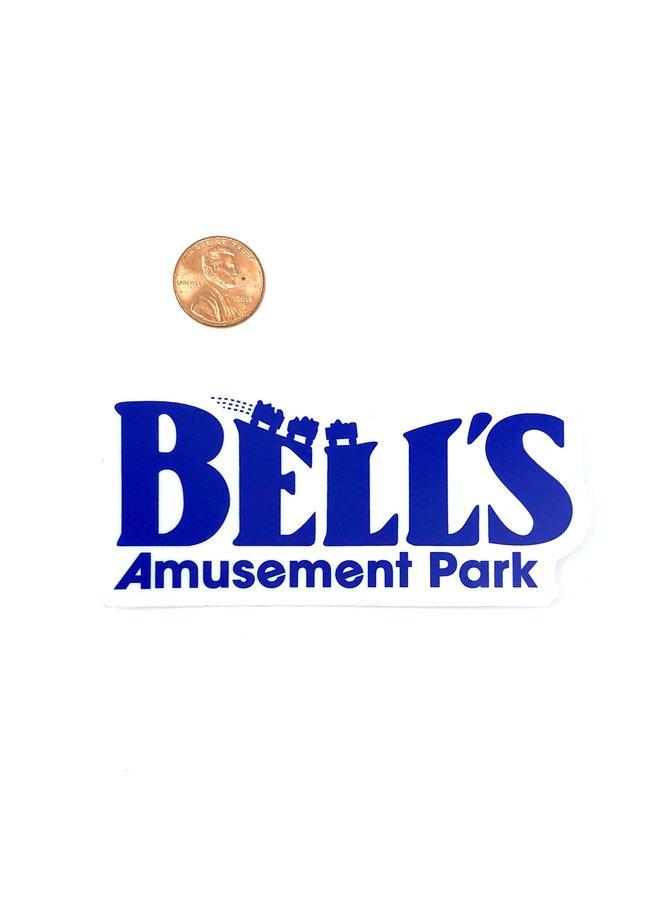Bell's Logo Sticker