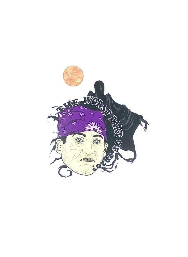 Prison Mike + Dementors Sticker