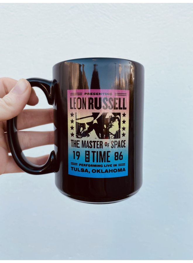 Leon Russell Flyer Mug