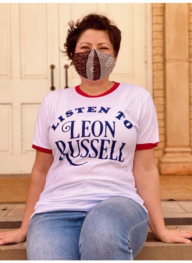 Listen To Leon Russell Ringer Tshirt