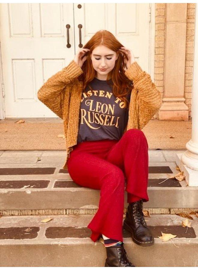 Listen To Leon Russell Tshirt