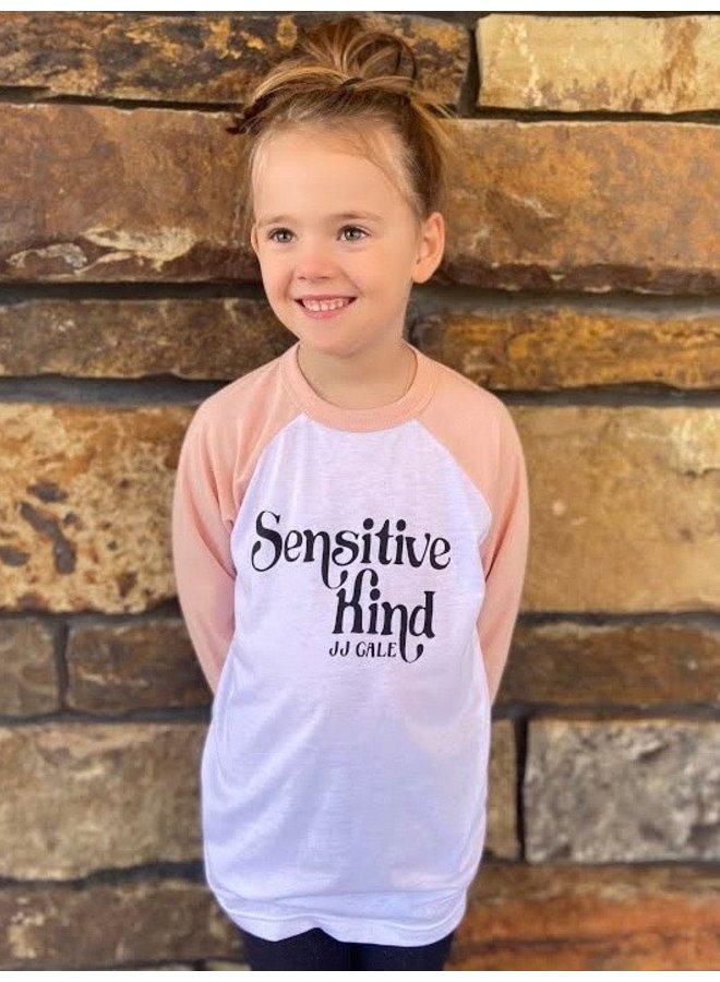 Sensitive Kind Youth Baseball Tshirt