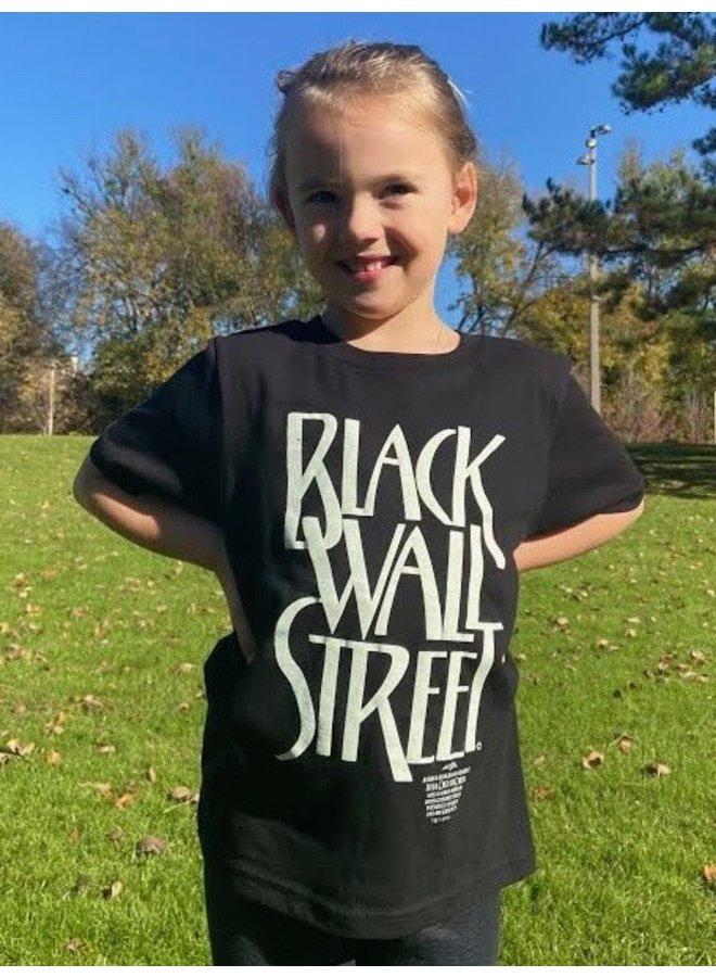 Black Wall Street Youth Tshirt