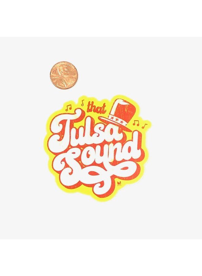 That Tulsa Sound Sticker
