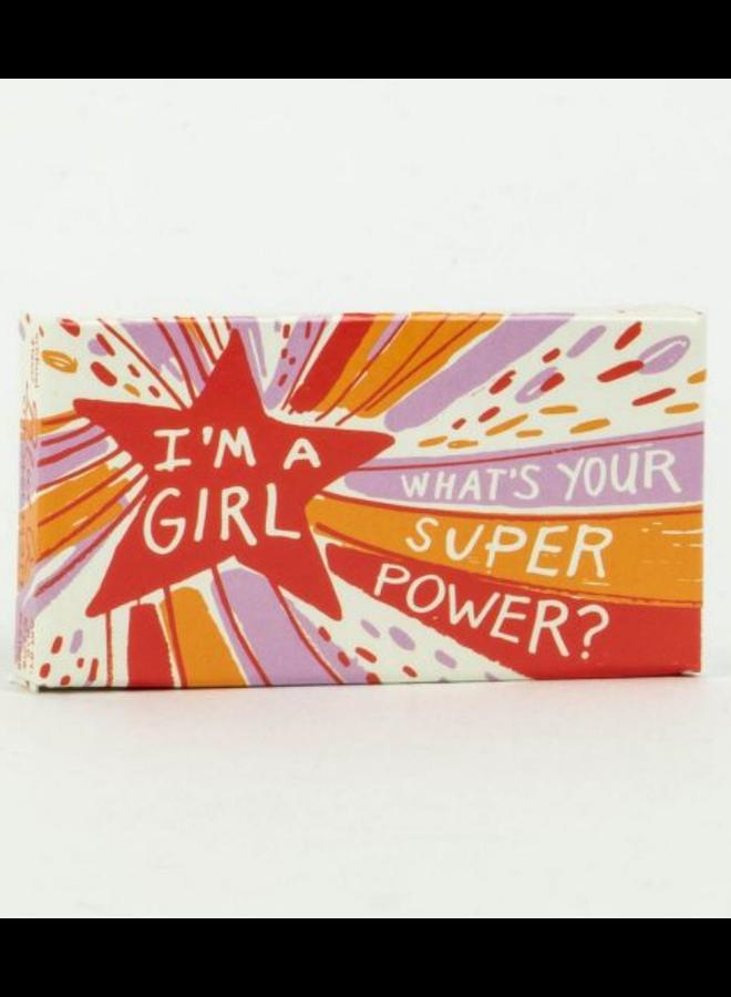 Super Power Gum