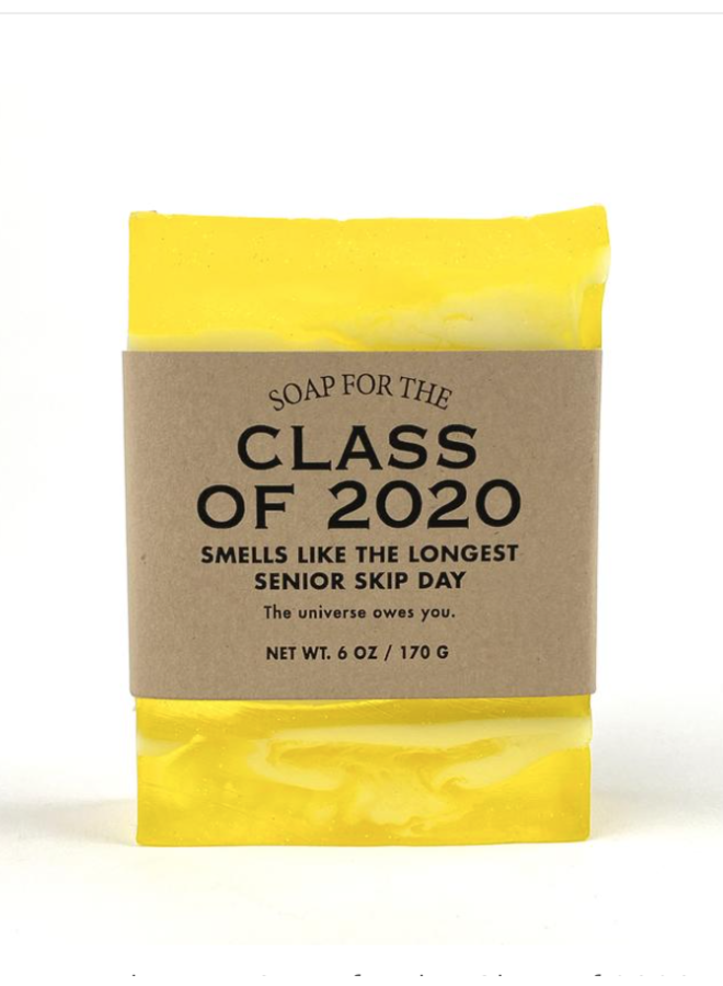 Class Of 2020 Soap