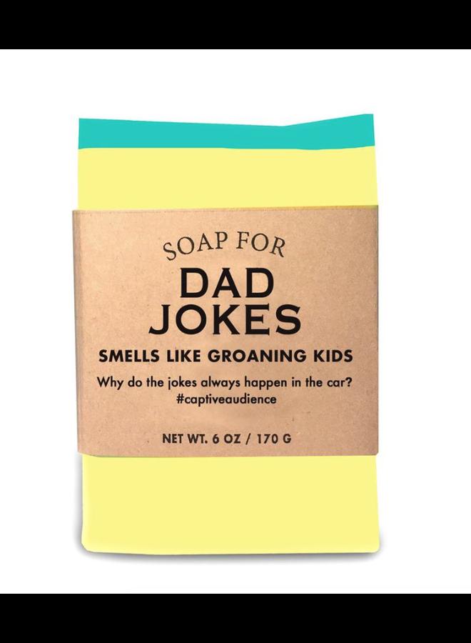 Dad Jokes Soap