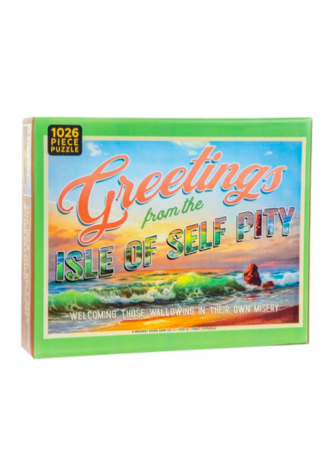 Isle of Self Pity Puzzle
