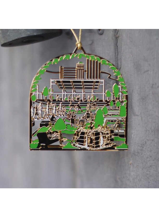 2015 Guthrie Green Ornament
