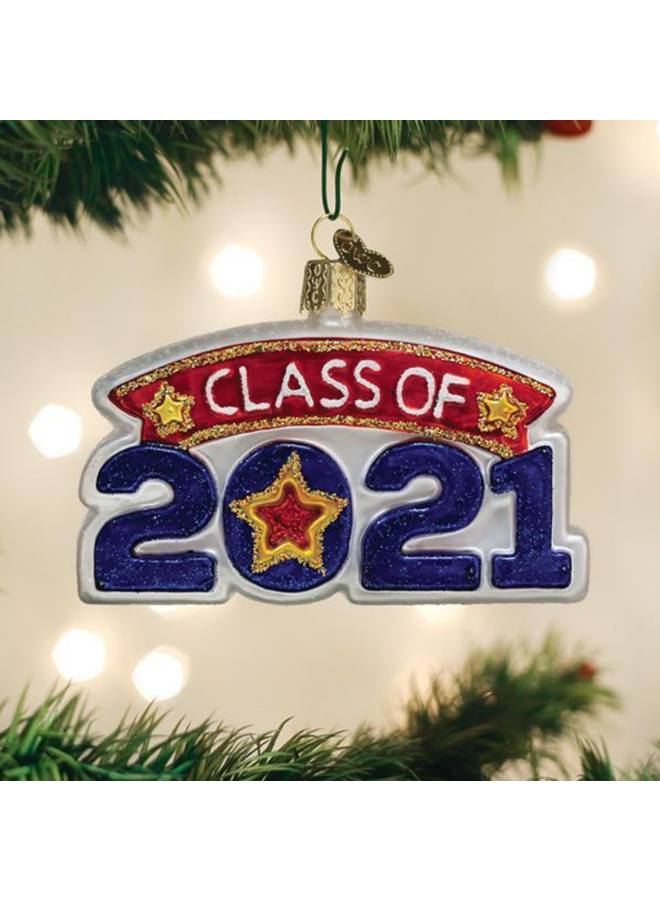 Class of 2021 Ornament