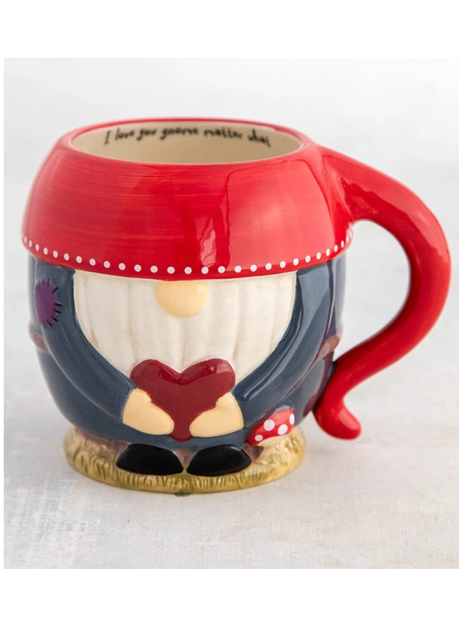 Love You Gnome Matter What Folk Mug