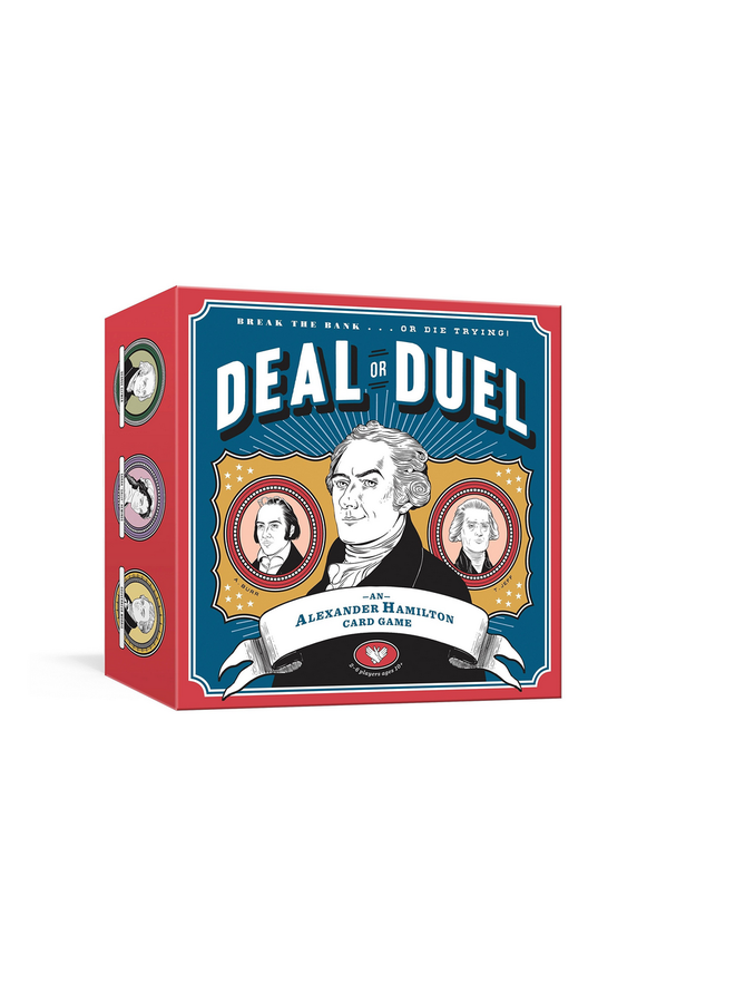 Deal Or Duel Hamilton Game