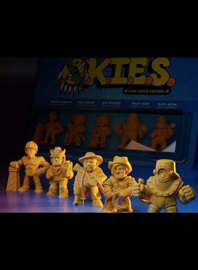 OKIES Toy Figurines - 5 pk